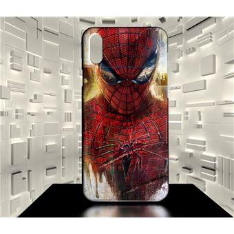 coque spiderman iphone x