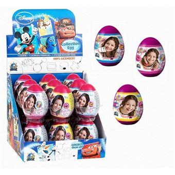 Calendrier De Lavent Soy Luna.Lot 10 Oeuf Surprise Soy Luna Cookie Surprise Et Stickers Disney