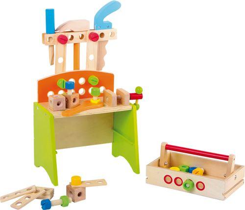 Etabli Deluxe en bois - 5840 - jouet pour enfants