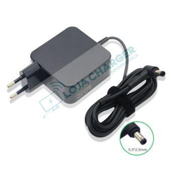CHARGEUR ORDINATEUR PORTABLE Asus VivoBook Q301 Q301L Q400 Q400A Q500A 65W AC Adapter Power Charger 19V 3.42A