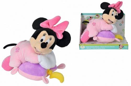 Peluche Minnie boite à musique - 35 cm