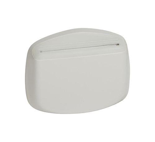 Enjoliveur pour interrupteurs à badges - Version Céliane - Blanc