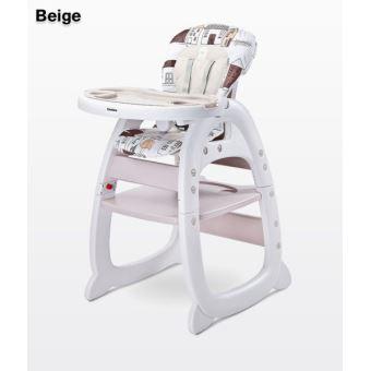 Chaise Haute Table Avec Pour Enfant Mehome