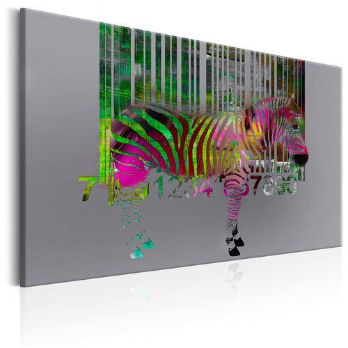 tableau - zoo of modernity - artgeist - 90x60