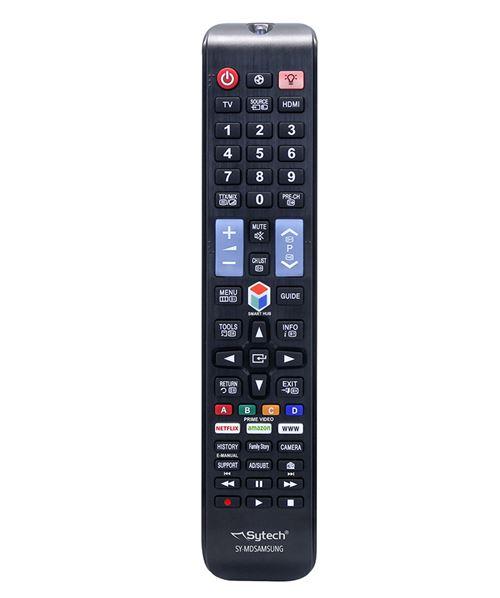 Télécommande universelle pour les téléviseurs Samsung, clés : Netflix, Amazon