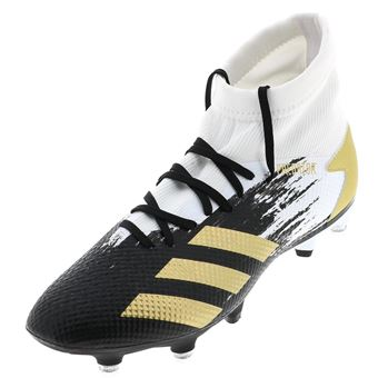 Chaussures football vissées Adidas Predator 20.3 sg h Blanc taille : 42 réf : 42566