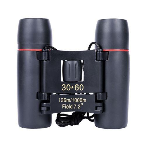 Mini Jumelles 30X60-Noir
