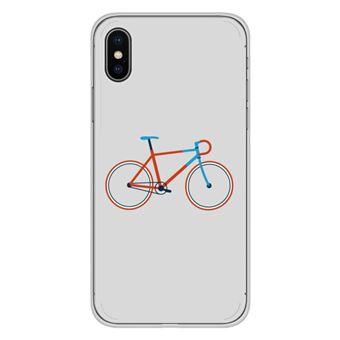 coque iphone x bike