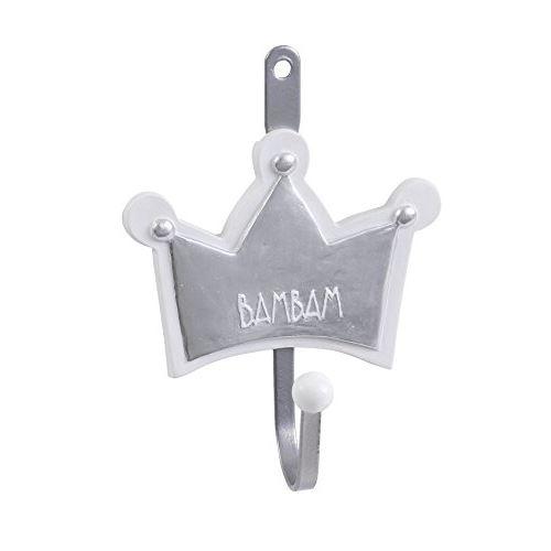 Bam bam patère couronne