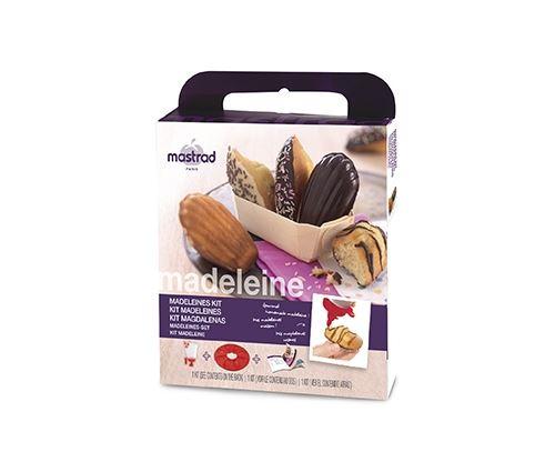 Mastrad - Kit madeleines