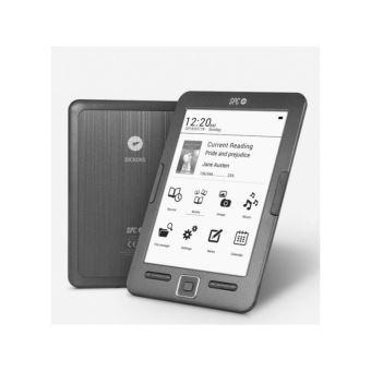 Livre Electronique Spc 5608n 6 8 Gb Noir