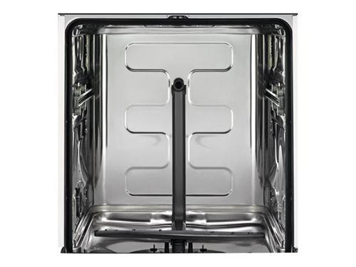 Electrolux Serie 600 QuickSelect EEQ47200L - Lave-vaisselle - intégrable - Niche - largeur : 60 cm - profondeur : 55 cm - hauteur : 82 cm