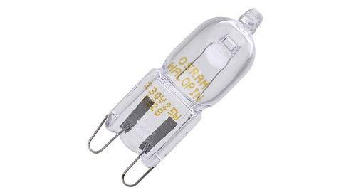 Ampoule halogène de four g9 40w