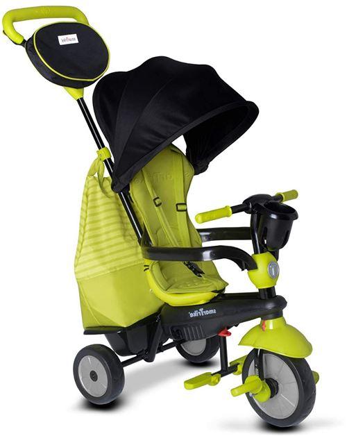 smarTrike Swing DLX 4-in-1 driewieler Tricycle Enfant Junior Vert