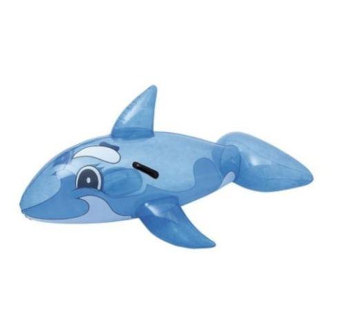 Bouée chevauchable baleine 157X94cm