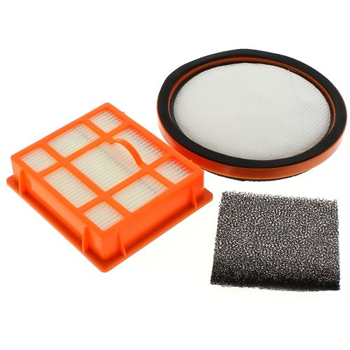 Kit filtres aspirateur pour Aspirateur Electrolux, Aspirateur A.e.g, Aspirateur Tornado