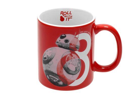 Star Wars Episode VIII Mug BB-8 Resistance Hero Toys Calici Tazze