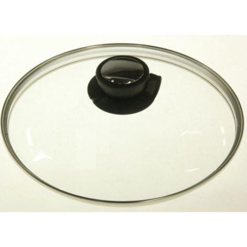 Couvercle cuve verre noir pour autocuiseur seb