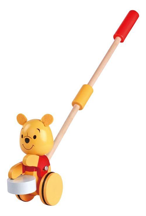 Disney guidon Winnie l'ourson junior 49 cm naturel/rouge/jaune