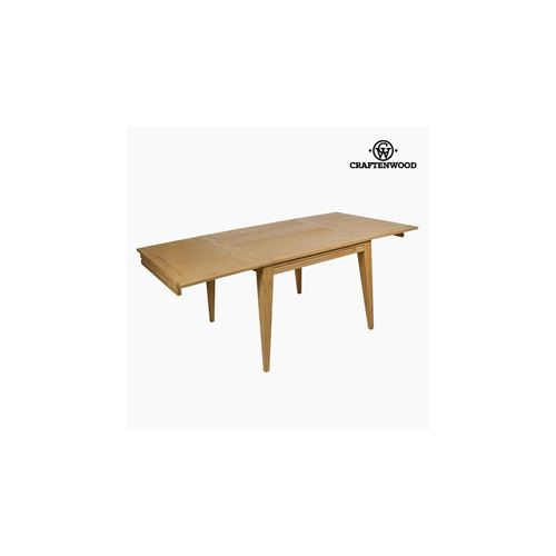 Table Craftenwood 100 X 78 Mindi100 CmBy Extensible Bois tQCrhsd