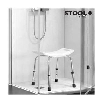 tabouret de confort pour douche fauteuil anti d rapant. Black Bedroom Furniture Sets. Home Design Ideas