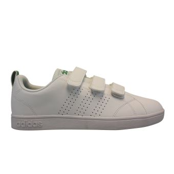 Adidas Neo Vs Advantage Clean Cmf , baskets mode homme Blanc
