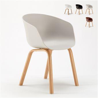 Chaise Design Salle A Manger.Chaise Design Scandinave Dexer Pour Cuisine Bar Et Salle A Manger Couleur Gris