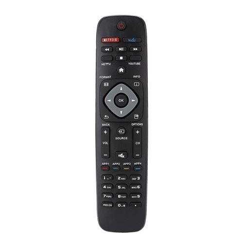 Télécommande de Remplacement pour PHILIPS PHI-958 Smart TV DVD