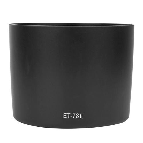 Parasoleil ET-78II pour caméra Canon EF 135mm F2L 180mm F3.5L USM