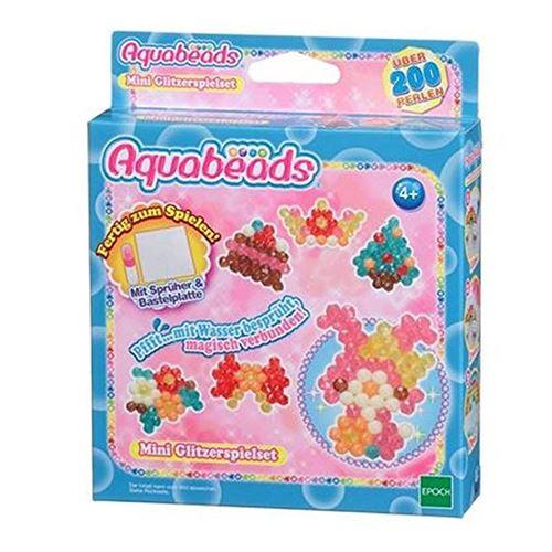 Epoch 30289 Les perles - Mini Playset - Aquabeads