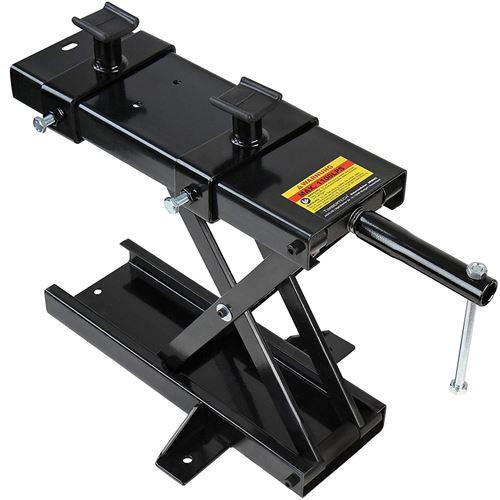 Levage Support De Forme Élévatrice Noir Plate Cric Montage Moto Et UqMpVGSz