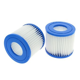 Filtre Spa Intex D Pbw4pair Par 2 Pour Spa Intex Accessoires De
