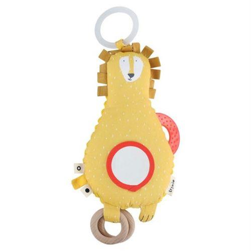 Trixie toy toy Mr. Lionjunior 29 cm coton/polyester jaune