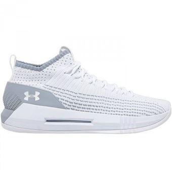 design de qualité 44ce9 e224f Chaussure de Basketball Under Armour Heat Seeker blanc pour homme Pointure  - 47.5