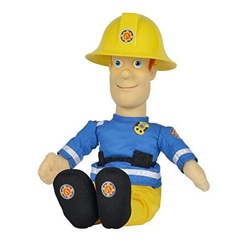 Simba 109258288 Figure Fireman Sam avec fonction vocale de