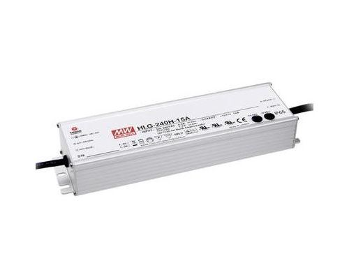 Driver led mean well hlg-240h-36a