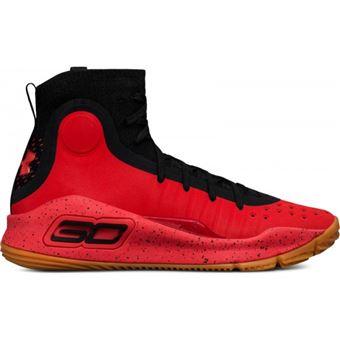 4413740695e Chaussure de Basketball Under Armour Curry 4 Grade School Noir et blanc  Pour Enfants Pointure 38 - Chaussures et chaussons de sport - Achat   prix