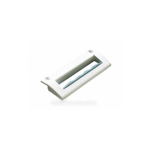 Poignee de porte blanche pour refrigerateur electrolux - 5759692