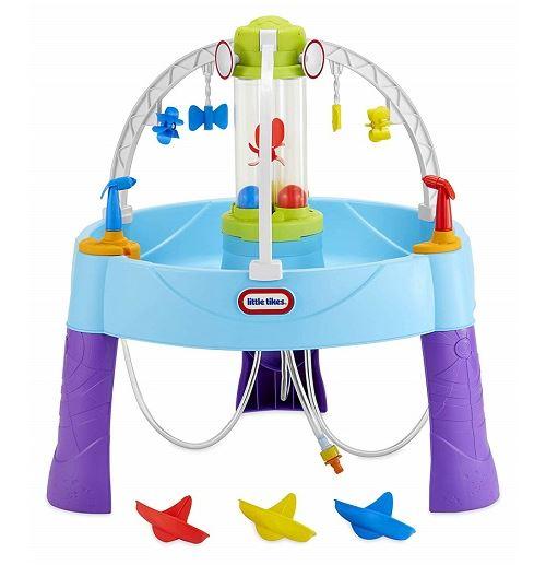 Table de jeux d'eau battle splash water - activites aquatiques enfant - little tikes