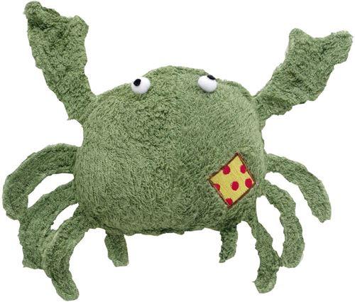 Dog It - Jouet pour chien crabe fibres naturelles Crabe