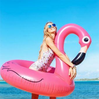 Grand Flamant Rose Gonflable pour Piscine Bouée - Equipements de piscine -  Achat   prix   fnac 4b05334c5a17
