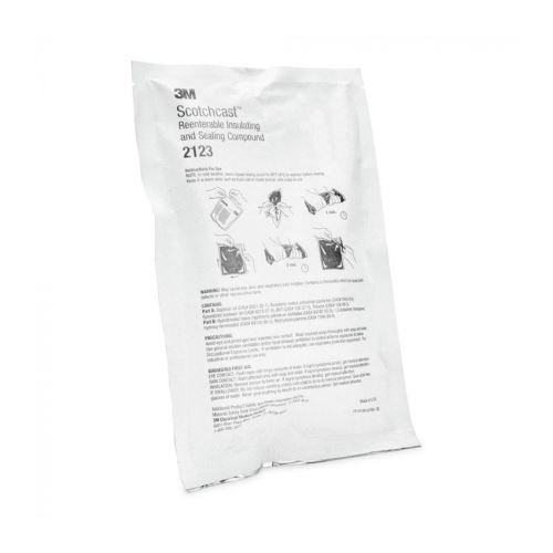 Résine Démontable IP68 3M™ Scotch® 2123 C 350gr Blanc