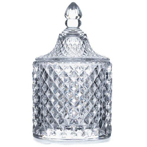 bonbonnière diamant 14 cm