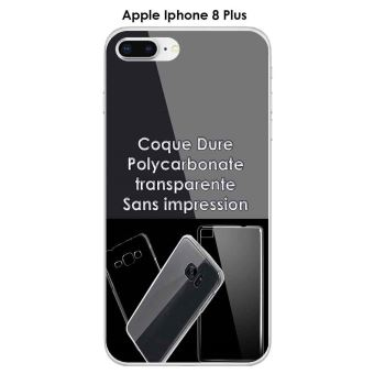 coque dure iphone 8 plus