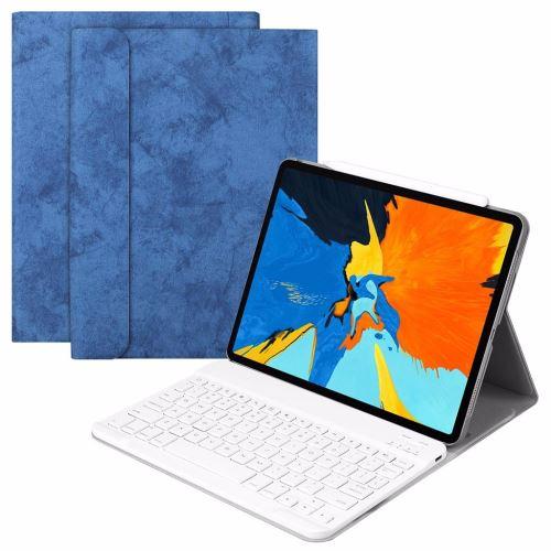 Nouveau pour iPad Pro 11 pouces clavier Bluetooth cas avec rétro-éclairé Smart Case Cover @Uiao338