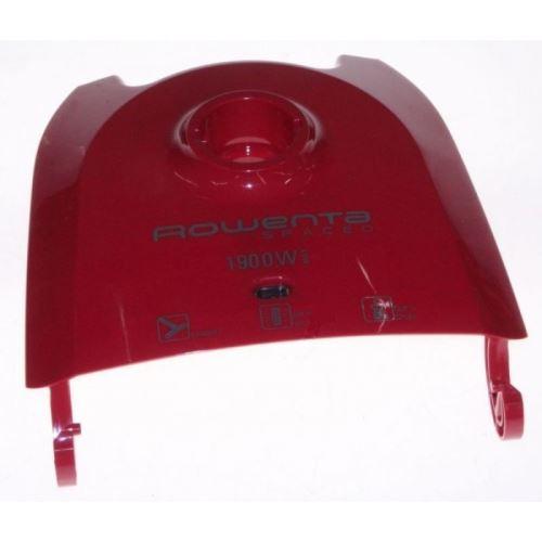 Couvercle complet rouge pour aspirateur rowenta - 1965456