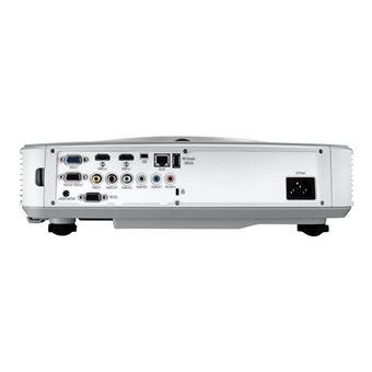 Optoma hz40ust Laser 1080p Ultra Vidéoprojecteur focale courte argent