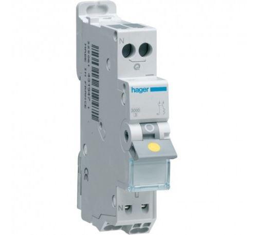 Disjoncteur Mono 16A - Bornes auto