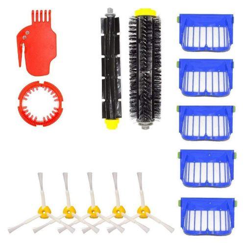 Brosse flexible pour iRobot Roomba 650 655 660 620 630 645 vide Accessorie
