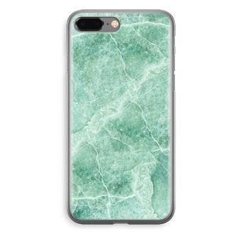 coque iphone 8 plus marbre vert